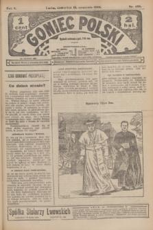 Goniec Polski.R.2, nr 495 (10 września 1908)