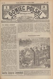 Goniec Polski.R.2, nr 497 (12 września 1908)