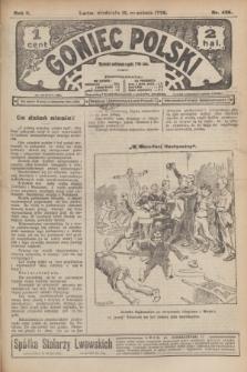 Goniec Polski.R.2, nr 498 (13 września 1908)
