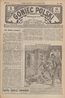 Goniec Polski.R.2, nr 501 (17 wrzesnia 1908)