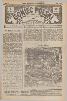 Goniec Polski.R.2, nr 505 (22 września 1908)