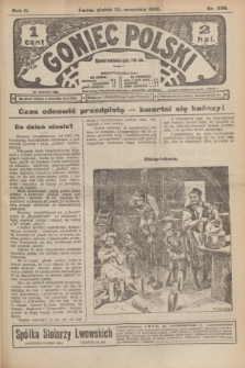 Goniec Polski.R.2, nr 508 (25 września 1908)