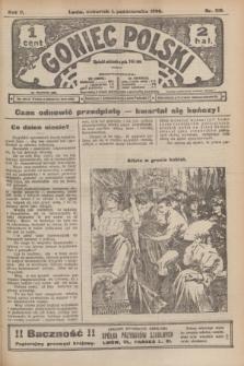Goniec Polski.R.2, nr 512 (1 października 1908)