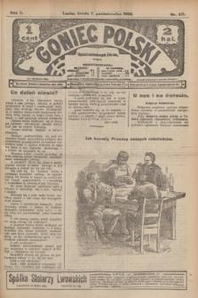 Goniec Polski.R.2, nr 517 (7 października 1908)