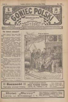 Goniec Polski.R.2, nr 519 (9 października 1908)