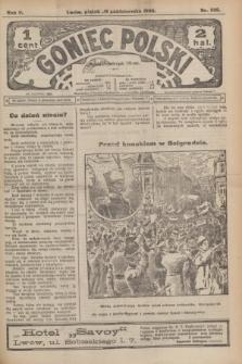 Goniec Polski.R.2, nr 525 (16 października 1908)