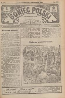 Goniec Polski.R.2, nr 527 (18 października 1908)