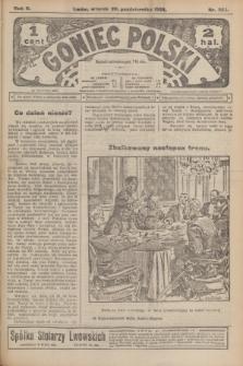 Goniec Polski.R.2, nr 528 (20 października 1908)