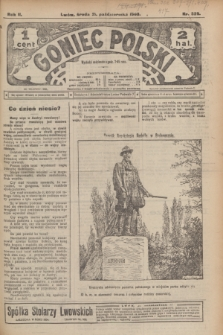 Goniec Polski.R.2, nr 529 (21 października 1908)