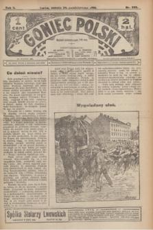 Goniec Polski.R.2, nr 532 (24 października 1908)