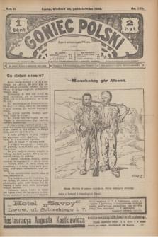 Goniec Polski.R.2, nr 533 (25 października 1908)