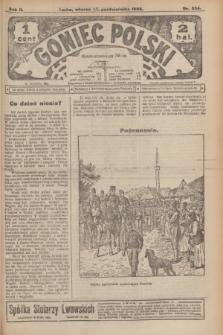 Goniec Polski.R.2, nr 534 (27 października 1908)