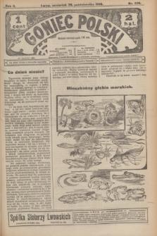 Goniec Polski.R.2, nr 536 (29 października 1908)