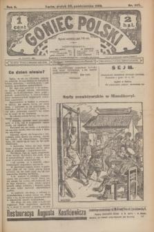 Goniec Polski.R.2, nr 537 (30 października 1908)