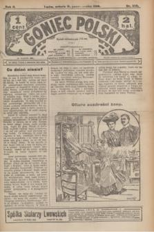 Goniec Polski.R.2, nr 538 (31 pażdziernika 1908)