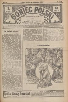 Goniec Polski.R.2, nr 540 (3 listopada 1908)