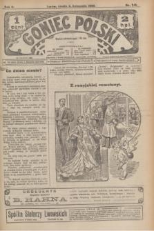 Goniec Polski.R.2, nr 541 (4 listopada 1908)