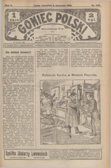 Goniec Polski.R.2, nr 542 (5 listopada 1908)
