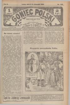 Goniec Polski.R.2, nr 546 (9 listopada 1908)