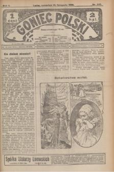 Goniec Polski.R.2, nr 548 (12 listopada 1908)