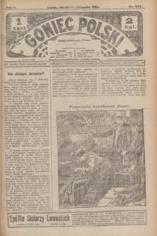 Goniec Polski.R.2, nr 550 (14 listopada 1908)