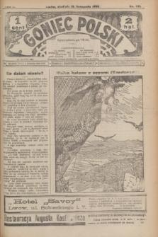Goniec Polski.R.2, nr 551 (15 listopada 1908)