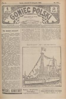 Goniec Polski.R.2, nr 552 (17 listopada 1908)