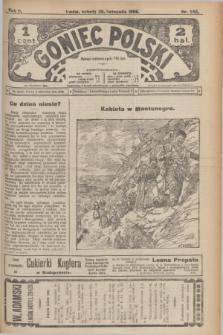 Goniec Polski.R.2, nr 562 (28 listopada 1908)