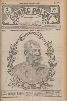 Goniec Polski.R.2, nr 565 (2 grudnia 1908)