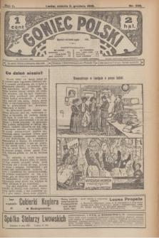Goniec Polski.R.2, nr 568 (5 grudnia 1908)