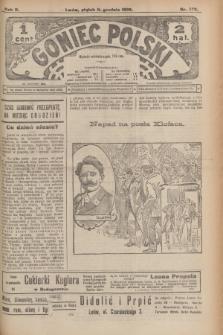 Goniec Polski.R.2, nr 572 (11 grudnia 1908)
