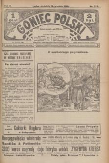Goniec Polski.R.2, nr 574 (13 grudnia1908)