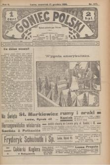 Goniec Polski.R.2, nr 577 (17 grudnia 1908)