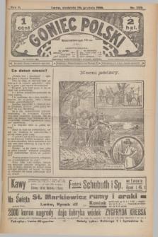Goniec Polski.R.2, nr 580 (20 grudnia 1908)
