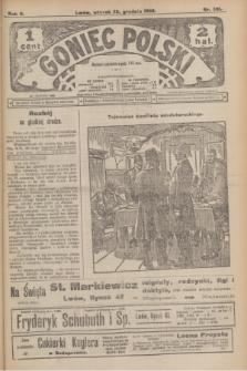 Goniec Polski.R.2, nr 581 (22 grudnia 1908)