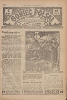 Goniec Polski.R.1, nr 3 (18 stycznia 1907)
