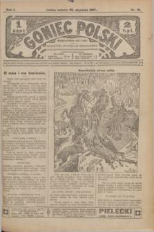 Goniec Polski.R.1, nr 10 (26 stycznia 1907)