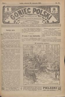 Goniec Polski.R.1, nr 12 (29 stycznia 1907)