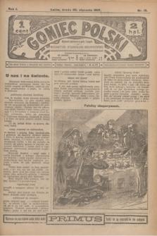 Goniec Polski.R.1, nr 13 (30 stycznia 1907)