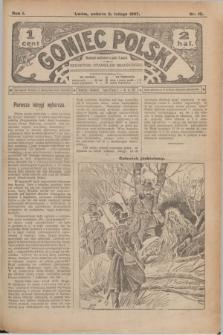Goniec Polski.R.1, nr 16 (2 lutego 1907)