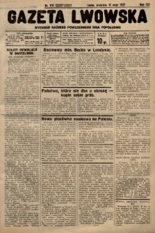 Gazeta Lwowska. 1937, nr108