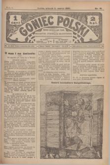 Goniec Polski.R.1, nr 41 (5 marca 1907)