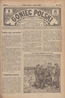 Goniec Polski.R.1, nr 42 (6 marca 1907)