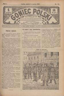Goniec Polski.R.1, nr 44 (8 marca 1907)