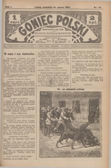 Goniec Polski.R.1, nr 46 (10 marca 1907)