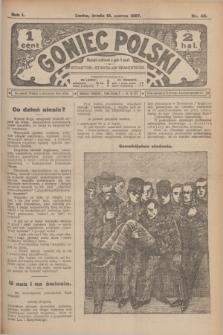 Goniec Polski.R.1, nr 48 (13 marca 1907)