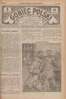 Goniec Polski.R.1, nr 49 (14 marca 1907)
