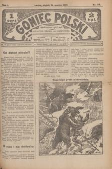 Goniec Polski.R.1, nr 50 (15 marca 1907)