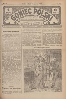 Goniec Polski.R.1, nr 51 (16 marca 1907)