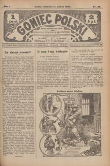 Goniec Polski.R.1, nr 52 (17 marca 1907)